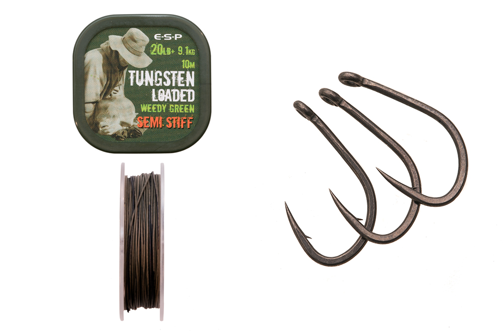 Size 2 Grippers and Tungsten Loaded