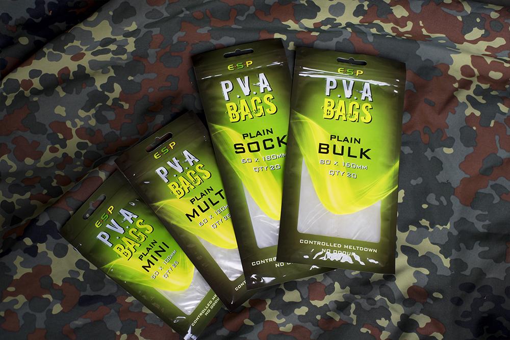 Solid PVA Bags