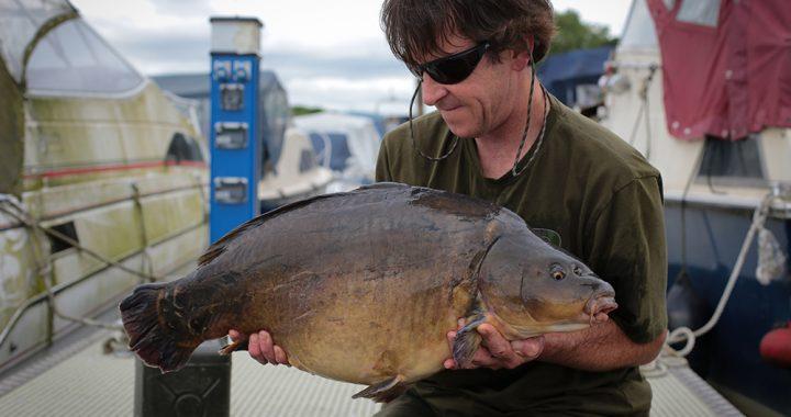 A true Thames warrior